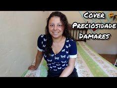 Cover    Preciosidade - Damares (Mariula Leal) - YouTube Album, Youtube, Cover, Music Videos, Musica, Youtubers, Youtube Movies, Card Book