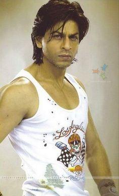Shah Rukh Khan. I love this pic.