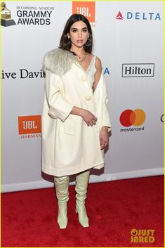 1fab12df3b Shawn Mendes  amp  Bebe Rexha Step Out for Clive Davis  Pre-Grammys Party