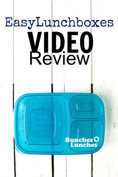 Easy Lunchboxes Vide...