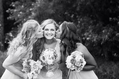 Me and my two maids of honor