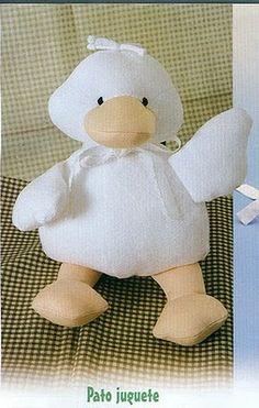 free duckie pattern