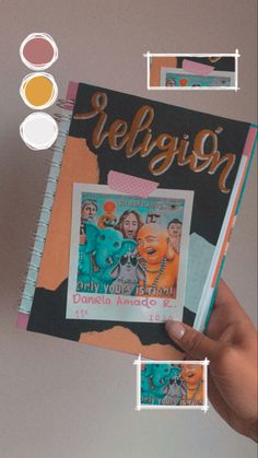 Bullet Journal School, Bullet Journal Notebook, Bullet Journal Ideas Pages, Bullet Journal Inspo, Notebook Art, Notebook Covers, School Book Covers, Bullet Journal Aesthetic, Mini Canvas Art