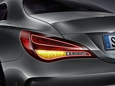 WHY didn't Mercedes-Benz USA keep the separate, amber turn signals like the European versions? Looks SO much better.