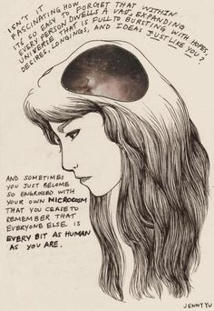 Beautiful words and a beautiful illustration. Poetry Quotes, Words Quotes, Wise Words, Me Quotes, Painting Digital, Out Of Touch, Infp, Introvert, Beautiful Words