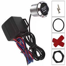 12V Automotive Engine Start Push Botton Ignition Switch for All Cars Vehicles