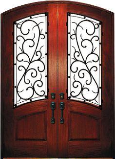 Entry Way Doors