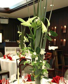新郎新婦様からのメール 和の装花 目黒雅叙園様へ : 一会 ウエディングの花