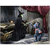 #8: The Wizard of Oz Wicked Witch of The West aka Margaret Hamilton by Monkey on Broom 8 x 10 Photo http://ift.tt/2cmJ2tB https://youtu.be/3A2NV6jAuzc