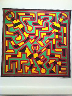 Keith Haring (The Political Line), Musée d'Art Moderne de Paris, France