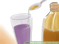 Image titled Drink Apple Cider Vinegar Step 2