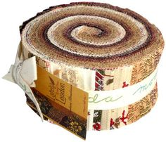 Lately Arrived from London Jelly Roll from Missouri Star Quilt Co