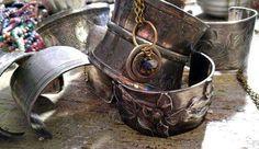 Gypsy, Cuff Bracelets, Fish, Studio, Jewelry, Fashion, Moda, Jewlery, Jewerly
