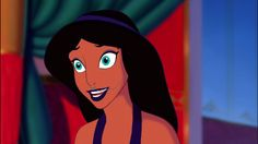 Another Jasmine makeover Aladdin And Jasmine, Dark Disney, Circle Of Life, Love Movie, 90s Kids, Movies Showing, Pocahontas, Disney Characters, Fictional Characters