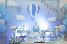 Baby Shower Party Favors, Boy Baby Shower Themes, Baby Shower Fall, Baby Shower Parties, Baby Boy Shower, Christening Themes, Baby Boy Christening, Invitacion Baby Shower Originales, 1st Birthday Decorations Boy