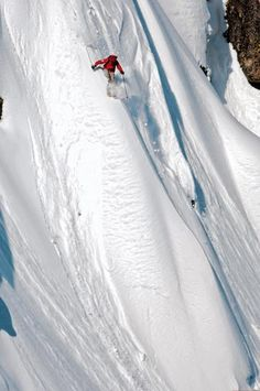 This makes KT-22 at Squaw Valley look like a bunny hill... Steeps at Sierra-at-Tahoe. photo: Court Leve, on SkiMag.com. Who wants to go with??!!