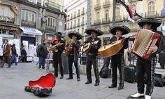 Musicians. www.secretearth.com/destinations/24-madrid