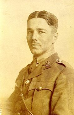 "A Poet of the Great War:  Wilfred Edward Salter Owen (1893-1918) was an English poet and soldier. He is regarded by many as the leading poet of ""the Great War"". His work is shocking and realistic with its focus upon the horrors of trench warfare and gas attacks."