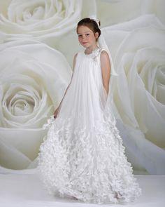 vestidos de primera comunion buscar con google