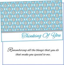 thinking of you wholesale greeting card