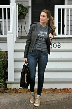 My style lately :: street style
