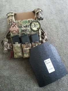 Another customer rig running AR500 Armor® Level III Body Armor & an Ares Armor Carrier. http://www.ar500armor.com/ar500-armor-body-armor.html  Don't forget to like and share to help spread the word!