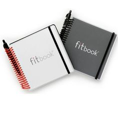 fitbook - something to send my coaches and customers to help track their goals