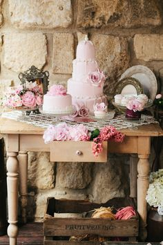 one of our favourite dessert tables