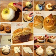 ... / baked apples | My recipes | Pinterest | Baked Apples and Apples