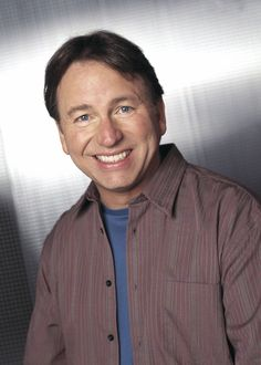 "John Ritter -- (9/17/1948-9/11/2003). American Television & Film Actor, Comedian & Voice-Over Artist. He portrayed Jack Tripper on TV Series ""Three's Company"" & ""Three's A Crowd"", John Hartman on ""Hearts Afire"", Detective Harry Hooperman on ""Hooperman"" and Paul Hennessy on ""8 Simple Rules for Dating My Teenage Daughter. Movies -- ""Problem Child 1 & 2"" as Ben Healy, ""Stay Tuned"" as Roy Knable, ""Skin Deep"" as Zach, ""Bad Santa"" as Bob Chipeska. He died from Aortic Dissection, age 54."