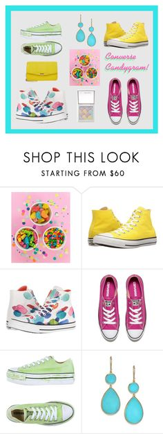 """""""Converse Candygram!"""" by anna-ragland on Polyvore featuring Converse, Hard Candy and Ippolita"""
