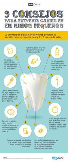 #OdontoTIP Anti #Caries: cómo proteger a los #niños www.clinicadentalmagallanes.com