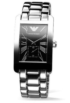 7af03fdba5e6e Emporio Armani AR0156 Mens Classic Gents Stainless Steel Watch UK on sale  armaniemporiowatches.co.uk