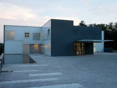 The New Residence at the Swiss Embassy