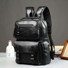 http://fashiongarments.biz/products/simple-and-practical-fashion-student-bag-icons-backpack-casual-traveling-bag-men-and-women-backpack/,    :29 * 17.5 * high 42 cm wide  Material: PU   Weight: 1kg or so    ,   , fashion garments store with free shipping worldwide,   US $42.89, US $38.60  #weddingdresses #BridesmaidDresses # MotheroftheBrideDresses # Partydress