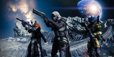Destiny Update Weakens Auto Rifles Closes Loot Cave - Destiny developer Bungie is reducing the effectiveness of the game's Auto Rifle and will be improving Scout Rifles as part of a wide-ranging update.The latest Destiny patch, which