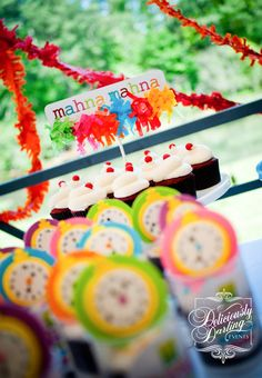 "Photo 5 of 45: Rainbow /Muppets / Birthday ""Muppet Show Birthday"" | Catch My Party"