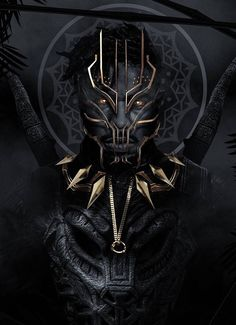 Erick Killmonger by Bosslogic