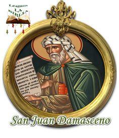 Leamos la BIBLIA: San Juan Damasceno