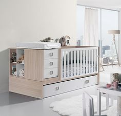 Convertible cribs, Baby furniture,…