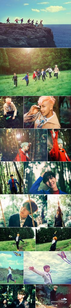 Click Here For Full Article VIDEO   Comeback Trailer : Never Mind VIDEO   BTS'화양연화 pt.2' Album Preview M/V  'RUN'MUSIC VIDEO Sketch & Episode  RUN Music Video Shoo…
