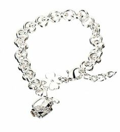 Good Luck Golfing Bracelet with Silver Charm - by Navika