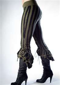 Pirate pants!