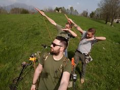 Three Italian Boys with a Passion for Metal Detecting, The Signs of the Past Are Buried Underground