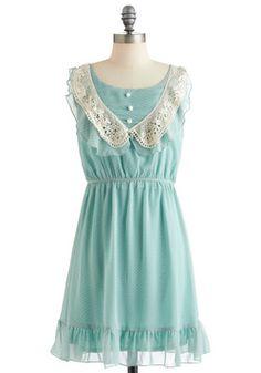 Topiary Garden Tour Dress, #ModCloth