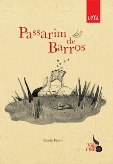 """Firulas Ilustrações e Divagações: """"Passarim de Barros"""", minha singela homenagem ao poeta Manoel de Barros"""