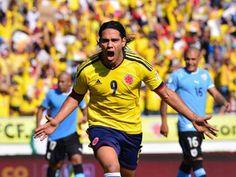 Colombia vs Uruguay (4-0) - Eliminatorias Brasil 2014