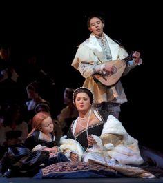 """In Donizetti's """"Anna Bolena"""""""
