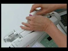SINGER Futura: Threading the Machine - YouTube