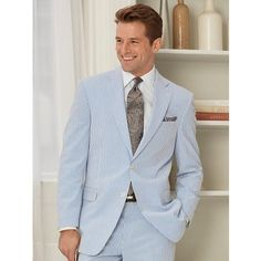 A thoughtfully crafted collection of classic menswear - updated for today. Quality dress shirts, dress clothes & business attire, always at a sensible value. Cotton Club, Cotton Suit, Gatsby Man, The Great Gatsby Movie, Gatsby Outfit, Summer 2016 Trends, Smart Styles, Suit Separates, We Wear